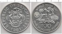 Каталог монет - монета  Сейшелы 100 рупий