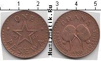 Каталог монет - монета  Гана 1 песева