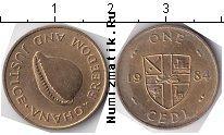 Каталог монет - монета  Гана 1 седи