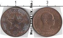 Каталог монет - монета  Гана 1 пенни