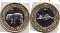 Каталог монет - монета  Кабинда 5 эскудо
