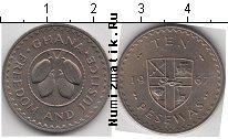 Каталог монет - монета  Гана 10 песев