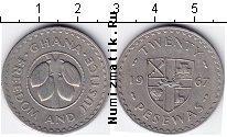 Каталог монет - монета  Гана 20 песев