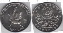Каталог монет - монета  Южная Корея 2000 вон