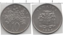 Каталог монет - монета  Ямайка 10 центов