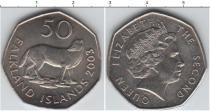 Каталог монет - монета  Фолклендские острова 50 центов