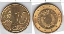 Каталог монет - монета  Мальта 10 евроцентов