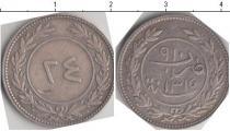 Каталог монет - монета  Йемен 24 кхумси