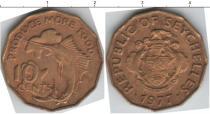 Каталог монет - монета  Сейшелы 10 центов