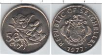 Каталог монет - монета  Сейшелы 50 центов