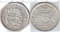 Каталог монет - монета  Тимор 6 эскудо