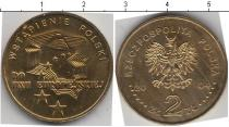 Каталог монет - монета  Польша 2 злотых