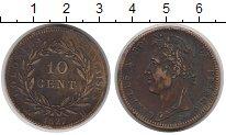 Каталог монет - монета  Мартиника 10 сантим