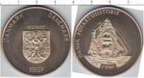 Каталог монет - монета  Дания 5 евро