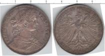 Каталог монет - монета  Франкфурт 1 ферейнсталлер