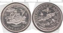 Каталог монет - монета  Ангилья 1 доллар