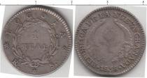 Каталог монет - монета  Новая Гранада 1 реал