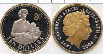 Каталог монет - монета  Карибы 10 долларов