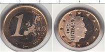 Каталог монет - монета  Люксембург 1 евро
