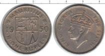 Каталог монет - монета  Маврикий 1 рупия