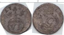Каталог монет - монета  Шварцбург-Рудольфштадт 6 пфеннигов