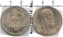Каталог монет - монета  Шварцбург-Зондерхаузен 2 марки