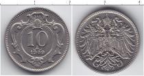 Каталог монет - монета  Австро-Венгрия 10 хеллеров