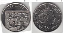 Каталог монет - монета  Великобритания 10 пенсов