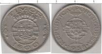 Каталог монет - монета  Тимор 1 эскудо