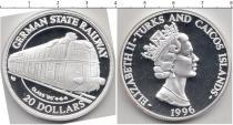 Каталог монет - монета  Теркc и Кайкос 20 долларов