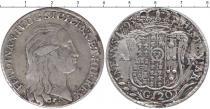 Каталог монет - монета  Италия 120 гран