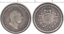 Каталог монет - монета  Эссекуибо и Демерара 1/4 гуильдера