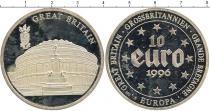 Каталог монет - монета  Великобритания 10 евро