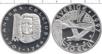 Каталог монет - монета  Швеция 20 экю
