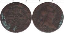Каталог монет - монета  Испания 4 мараведи