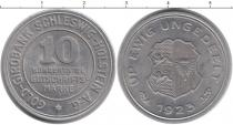 Каталог монет - монета  Шлезвиг-Гольштейн 10/100 кредитных марок
