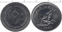 Каталог монет - монета  Сомалиленд 10 шиллингов