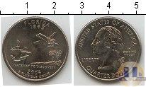 Каталог монет - монета  США 25 центов