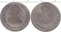 Каталог монет - монета  Перу 1 реал