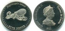 Каталог монет - монета  Соловьиные острова 5 пенсов
