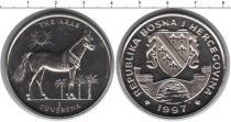 Каталог монет - монета  Босния и Герцеговина 1 соверен