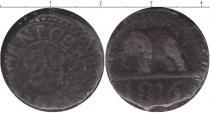 Каталог монет - монета  Цейлон 1/24 риксдоллара
