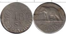 Каталог монет - монета  Цейлон 48 стиверов