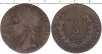 Каталог монет - монета  Италия 3 грана
