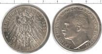 Каталог монет - монета  Гессен-Дармштадт 3 марки