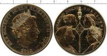 Продать Монеты Тристан-да-Кунья 1 крона 2012 Медно-никель