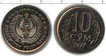 Каталог монет - монета  Узбекистан 10 сум