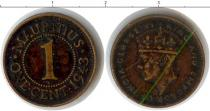 Каталог монет - монета  Маврикий 1 цент
