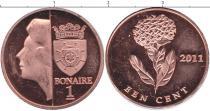 Каталог монет - монета  Бонайре 1 цент