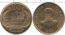 Каталог монет - монета  Парагвай 100 гуарани
